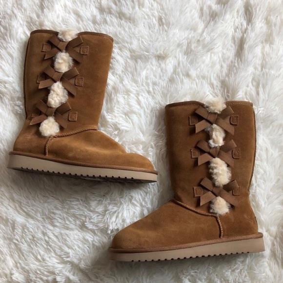 ea3cbd678 Koolaburra Shoes | By Ugg Victoria Tall Boots | Poshmark